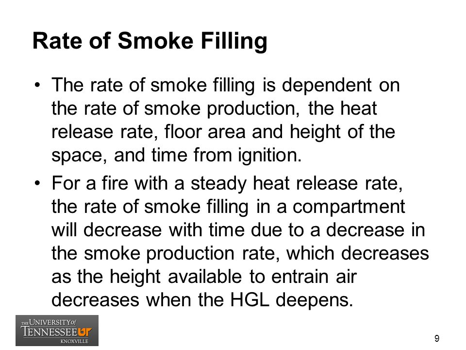 Properties of the Ceiling Jet The ceiling jet transports smoke and heat horizontally away from the region of plume impact with the ceiling.