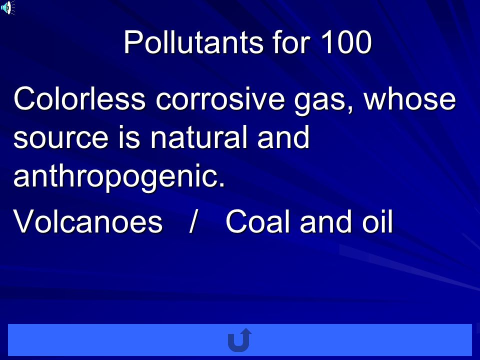 Pollutants for 300 Exists in the atmosphere from natural sources such as plants, wetlands and rice paddies.