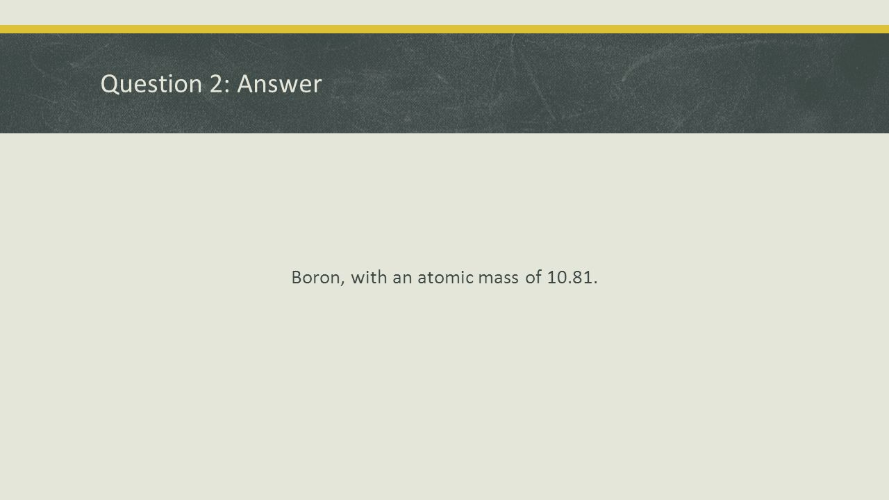 Question 12: Based on the content of most fertilizers, name two elements other than carbon that are found in compounds in plants.