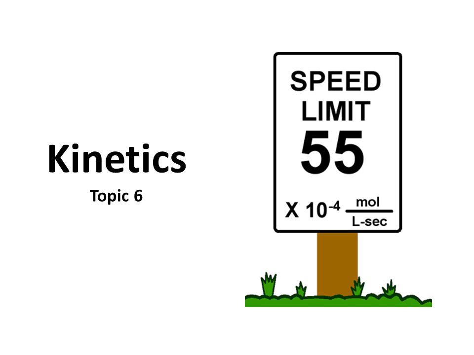 Kinetics Topic 6