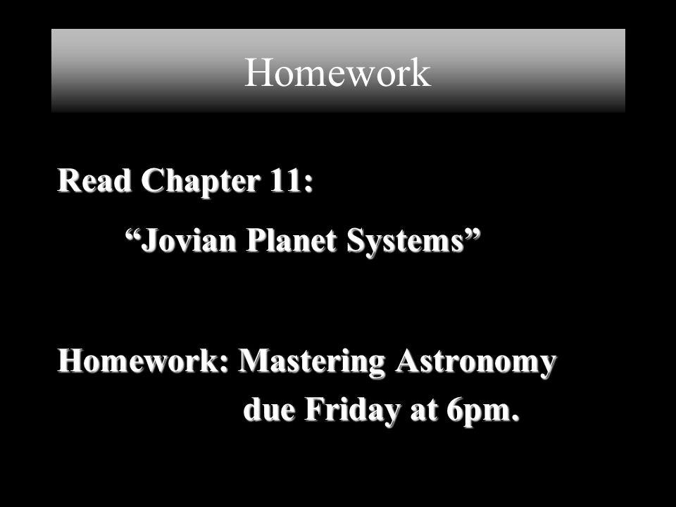 Giant Planets Saturn Uranus Neptune Jupiter Lecture 15: The Planets Lecture 15: The Planets
