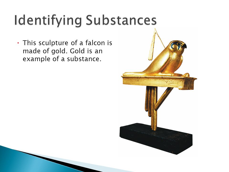  Every sample of a given substance has identical intensive properties because every sample has the same composition.