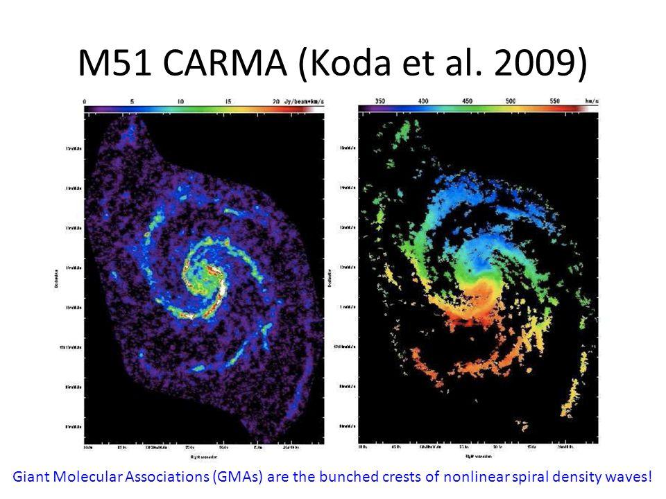 M51 CARMA (Koda et al.