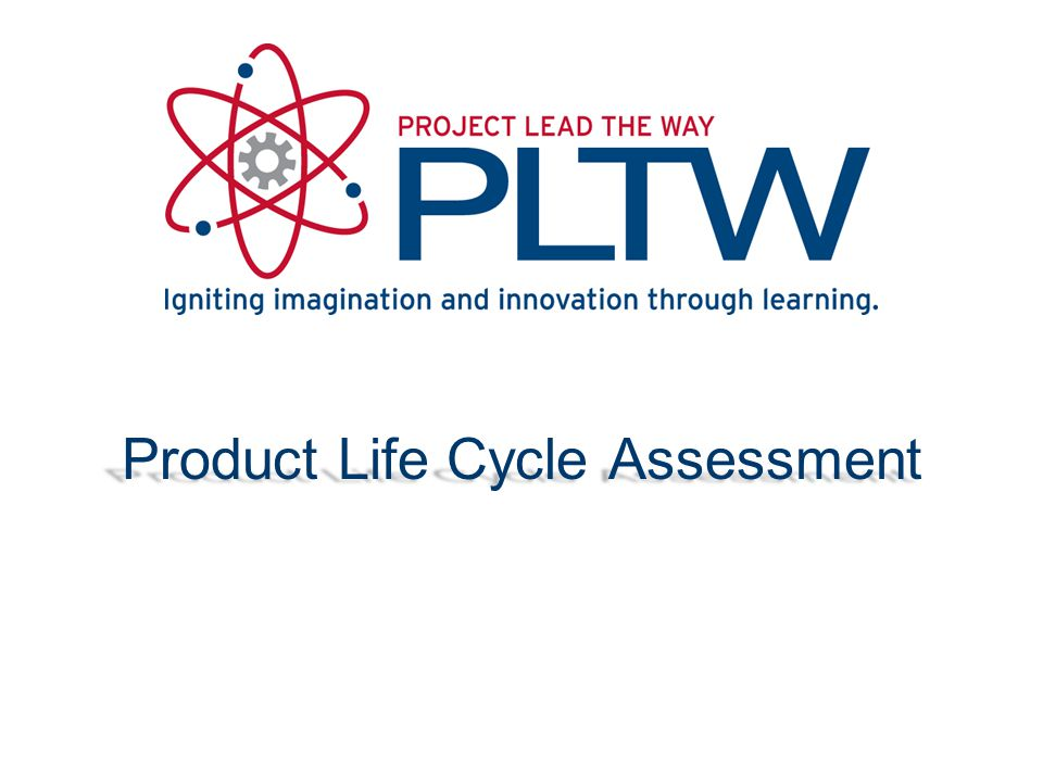 Product Life Cycle Assessment