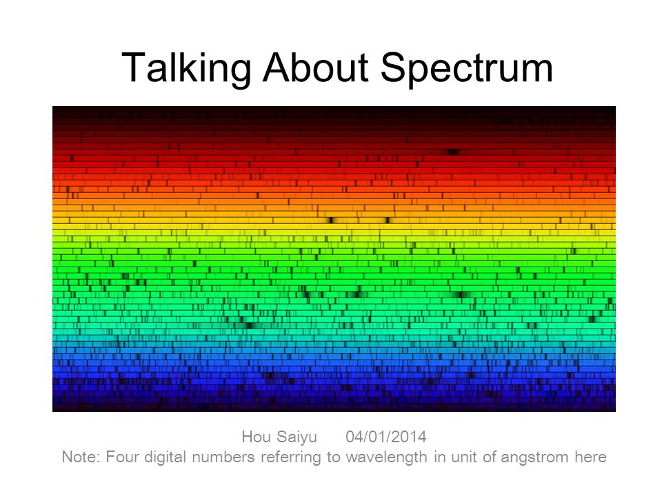outline Introduction Properties Important spectrum in astronomy AGN spectrum