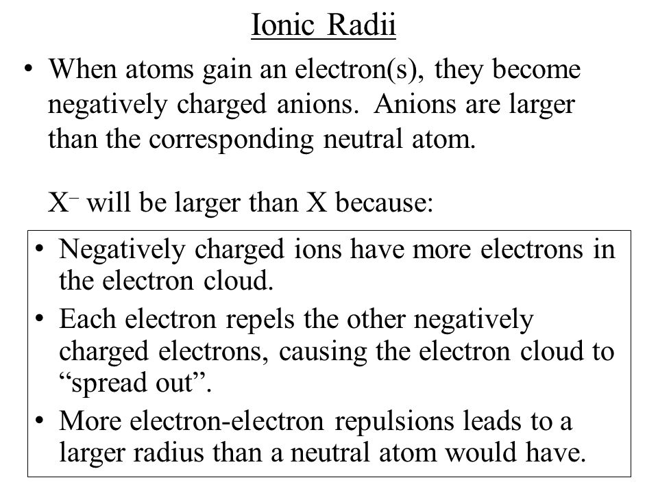 Electronegativity tends to increase as we move from left to right across a period and tends to decrease as we move down a group.