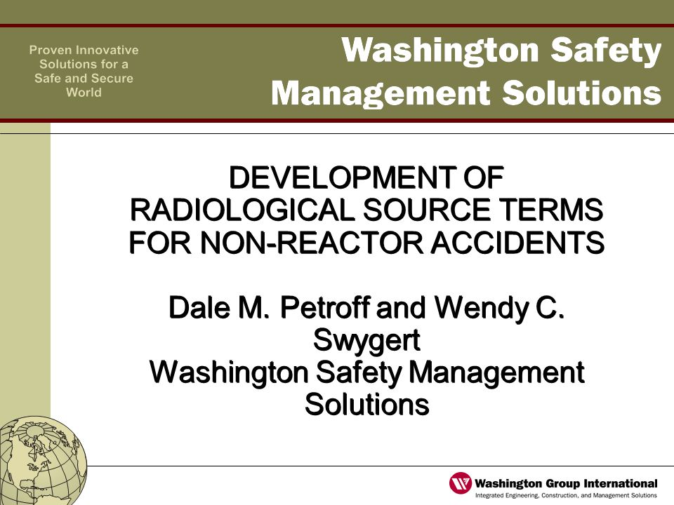 2 Within the DOE complex, there are a large number of non-reactor facilities that process or experiment with radioactive material and a number of facilities are undergoing D&D operations.