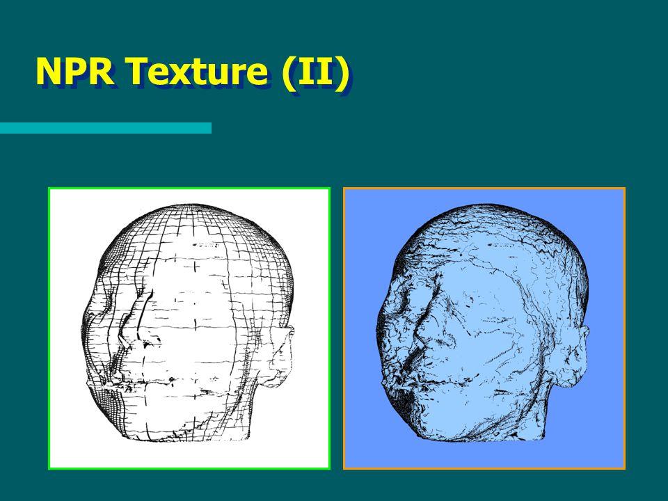 NPR Texture (II)