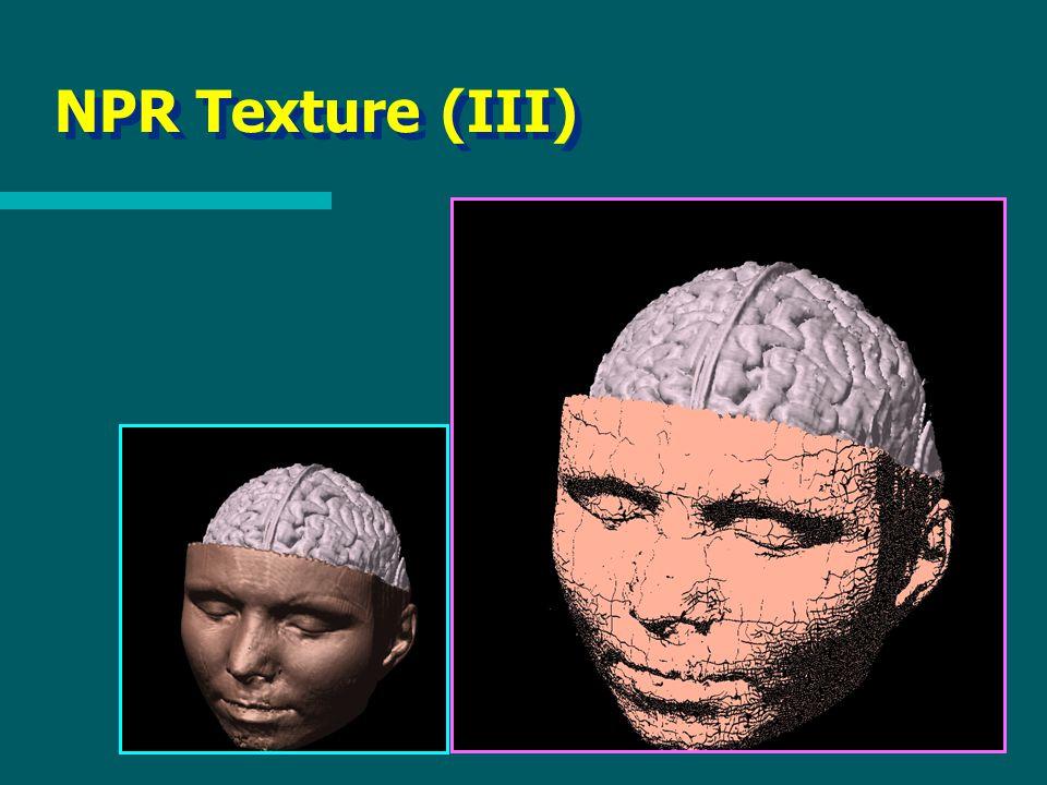 NPR Texture (III)