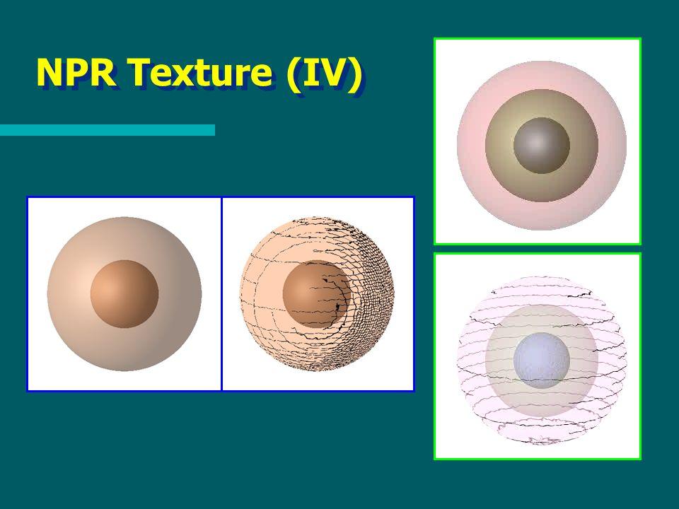 NPR Texture (IV)