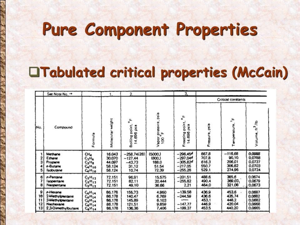 Heat Effects Accompanying Phase Changes of Pure Substances Heat Effects Accompanying Phase Changes of Pure Substances Lv = T  V dP v dT With  V = V Mg -V Ml Btu/lb-mol Clapeyron equation