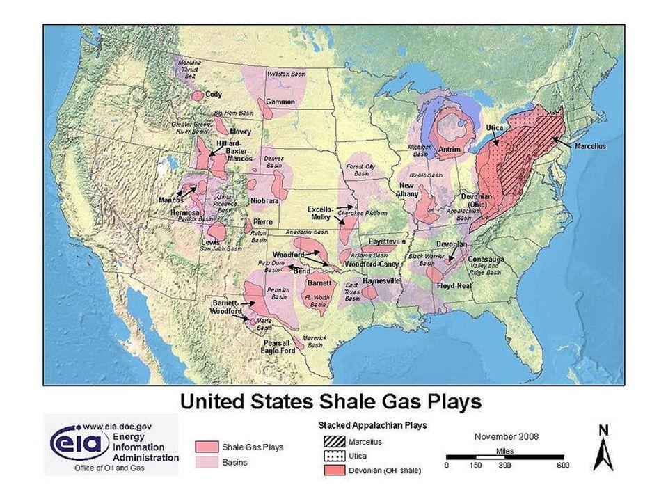 62 Shale gas