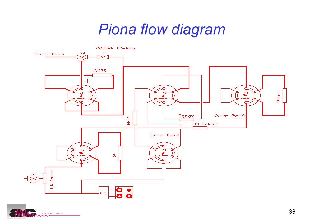 36 Piona flow diagram