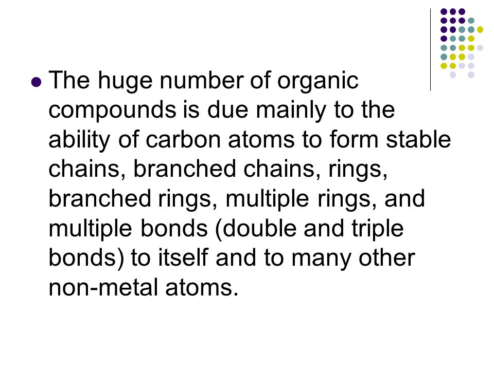 Naming Aromatic Compounds an alkyl benzene has one or more H atoms replaced by an alkyl group.