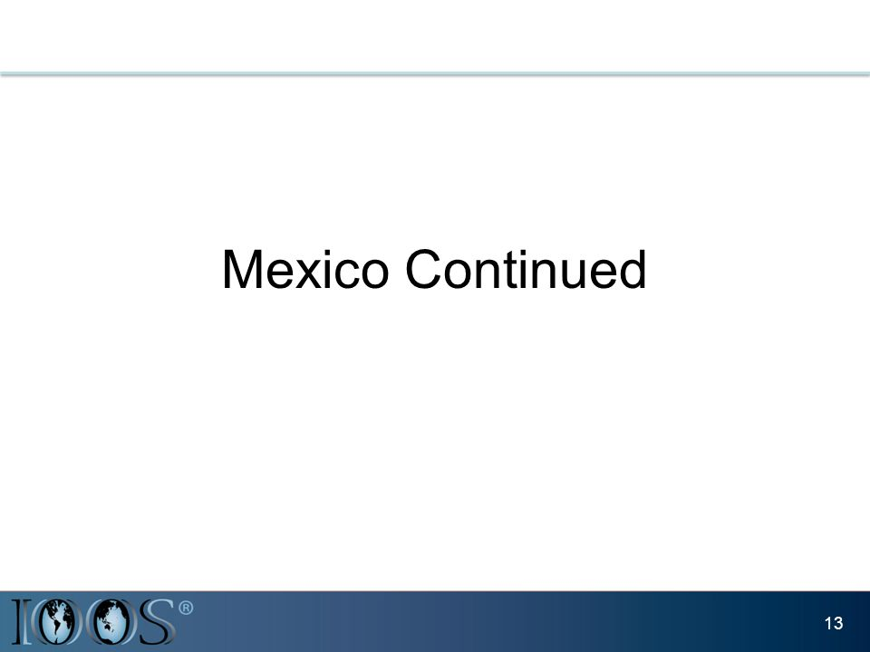 Mexico Continued 13