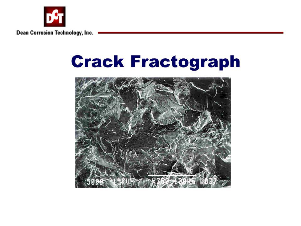 Crack Fractograph