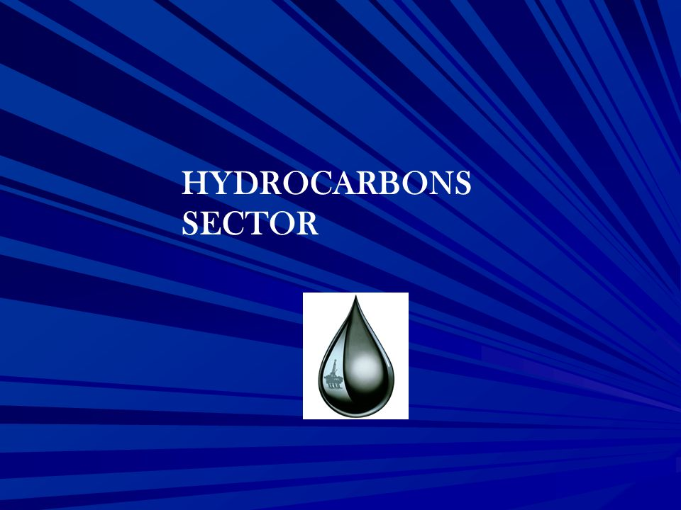 HYDROCARBONS SECTOR
