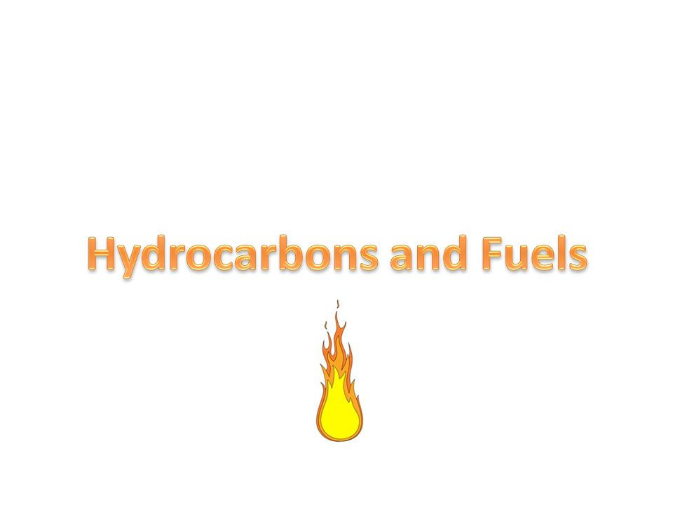 Most hydrocarbon fuels naturally contain some sulphur compounds.