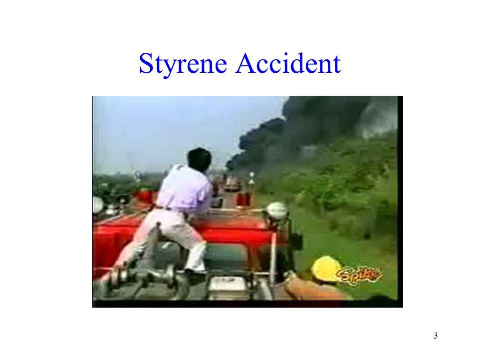 3 Styrene Accident
