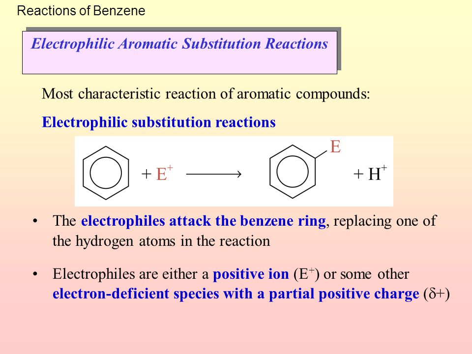 Methylbenzene is highly unsaturated, but it is resistant to oxidation and addition reactions Reactions of Benzene The resistance of oxidation and addi