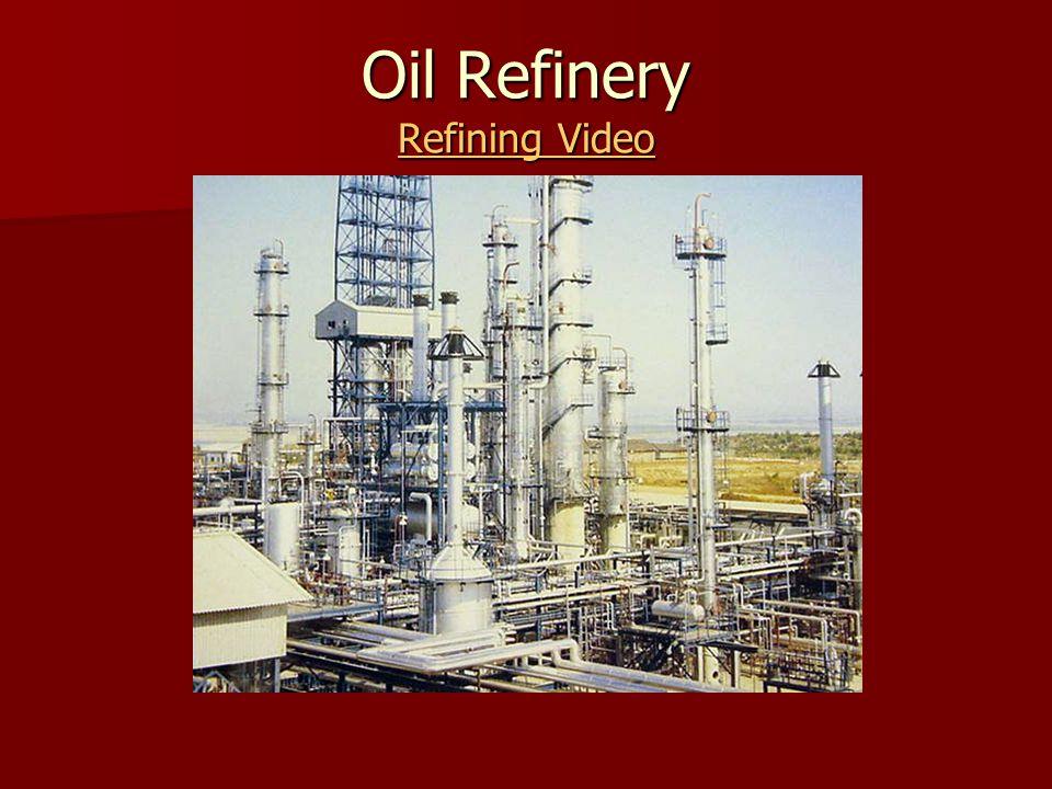 Oil Refinery Refining Video Refining Video Refining Video