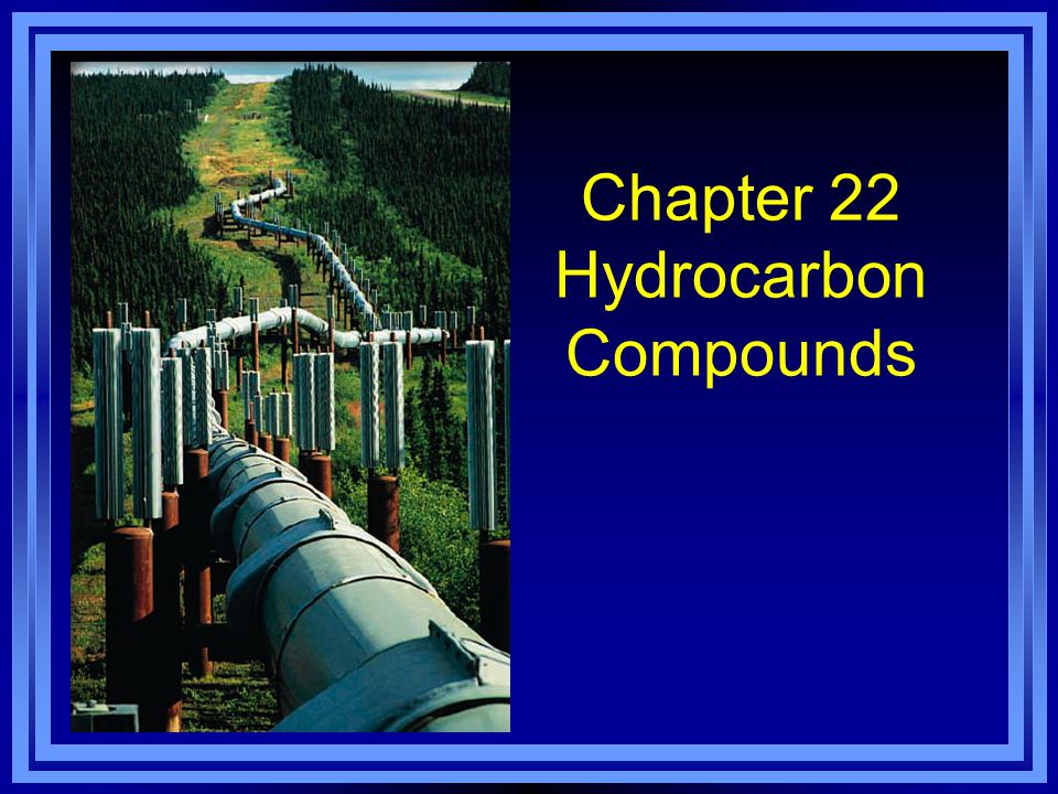 Cyclic Hydrocarbons l The two ends of the carbon chain are attached in a ring in a cyclic hydrocarbon –sample drawings on page 706 –named as cyclo- ____ l hydrocarbon compounds that do NOT contain rings are known as aliphatic compounds