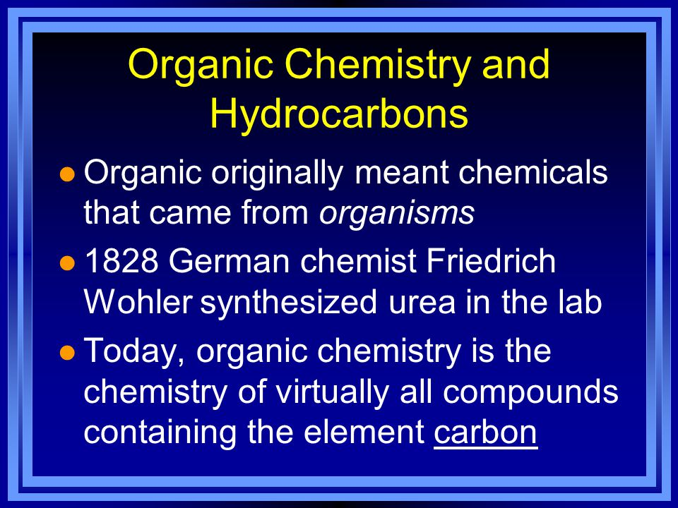 Alkynes l Hydrocarbons containing carbon to carbon triple bonds called alkynes -C C- l Alkynes are not plentiful in nature l Simplest is ethyne- common name acetylene (fuel for torches) l Table 22.5, page 715 for b.p.