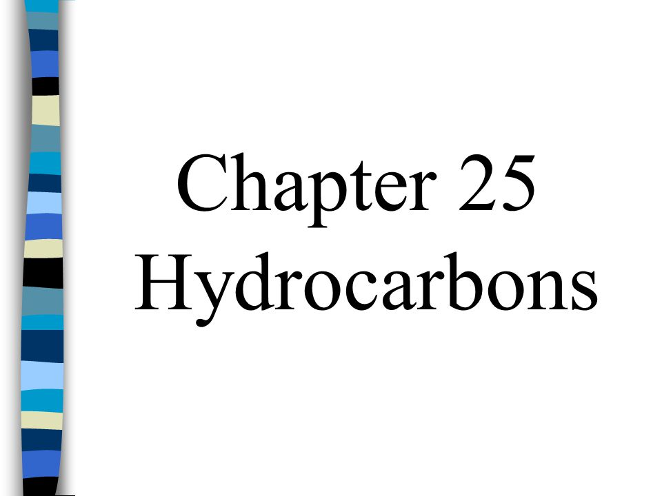25.1 Introduction 1.Originally it was though that only living things produced organic compounds.