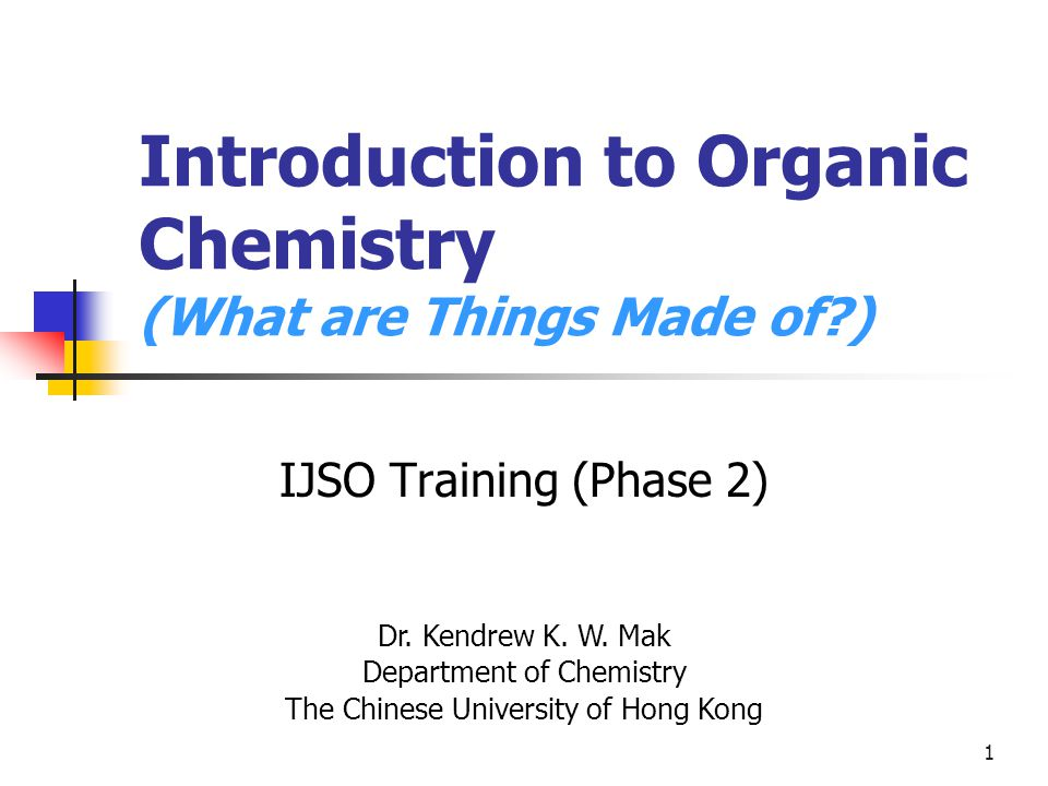 2 Roles of Organic Chemistry in Daily Life Organic compounds ( 有機化合物 ) can be found in: Detergents ( 清潔劑 )Pesticides ( 農藥 / 殺蟲劑 ) Gasoline ( 汽油 ) / Fuels ( 燃料 ) Paints Dyes ( 染料 ) Medicines Computers / Communication products Living organisms Food Plastics / polymers ( 塑膠 / 聚合物 ) and a lot more ……