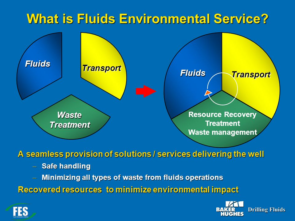 What is Fluids Environmental Service.