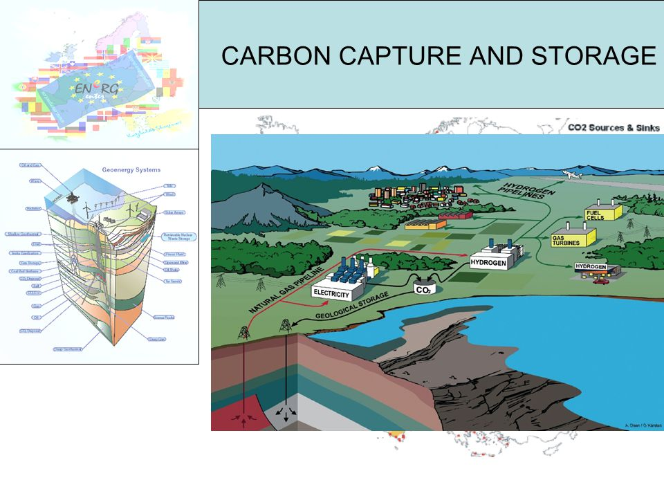 Large scale application of CCS is a promising solution for Europe to fulfill 20-20-20 strategy commitments related to GHG emissions Geological investi