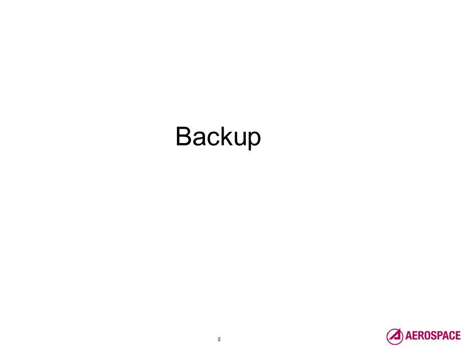 8 Launch, Strike & Range / Development Planning & Architectures Backup