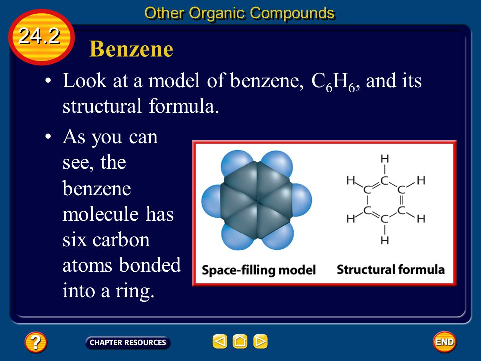 Aromatic Compounds 24.2 Other Organic Compounds Smell is not what makes a compound aromatic in the chemical sense. To a chemist, an aromatic compound