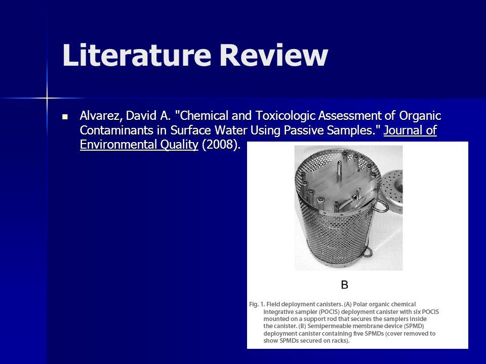 Literature Review Alvarez, David A.