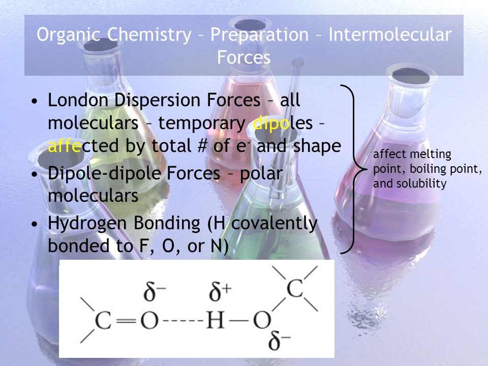 Organic Chemistry – 14.1 - Introduction Organic compounds – originally defined to be compounds from living or once-living organisms Wohler, 1828, synthesized urea (an organic compound) from inorganic chemicals Today organic compounds defined to be molecular compounds of carbon – exception: oxides of carbon – CO, CO 2