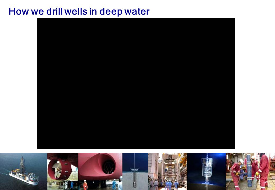 18 How we drill wells in deep water