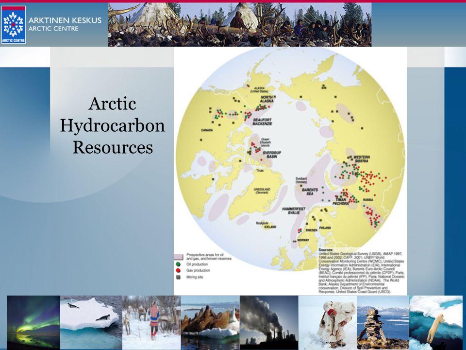 Arctic Hydrocarbon Resources