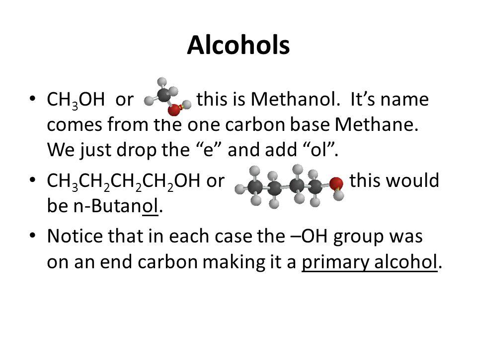 Ketones Ketones can be derivatives of secondary alcohols.