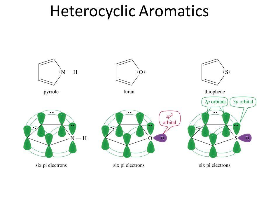 Heterocyclic Aromatics