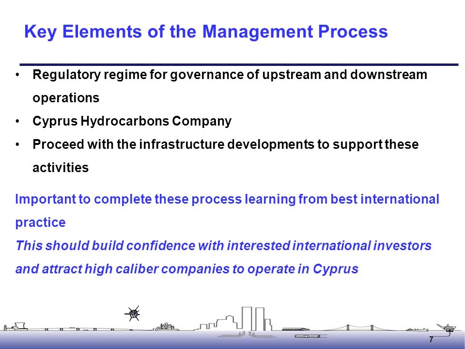 18 This Opens up Many Opportunities for International Collaborations With leading centers in Europe, the US, Israel and others Such as academic, research, industry organisations To bring expertise in Cyprus to jointly build these areas for the future for mutual benefit 18
