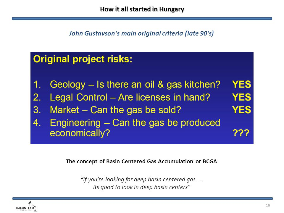 If you're looking for deep basin centered gas…..