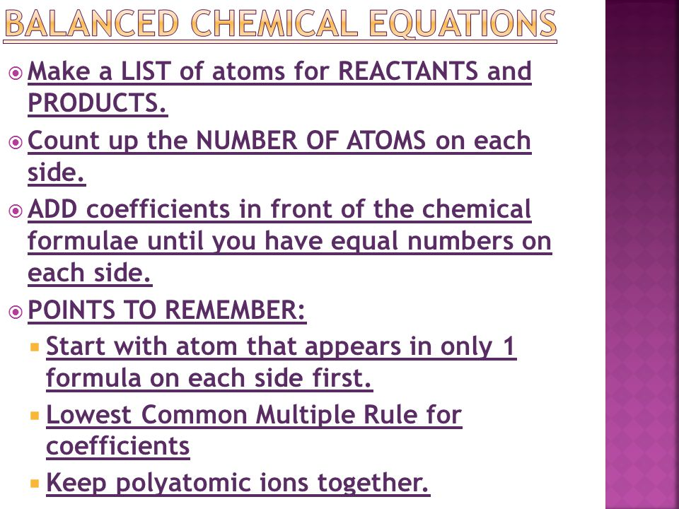  GENERAL EQUATION:  Element + Compound  Element + Compound  ANALOGY: CHEATING!!.