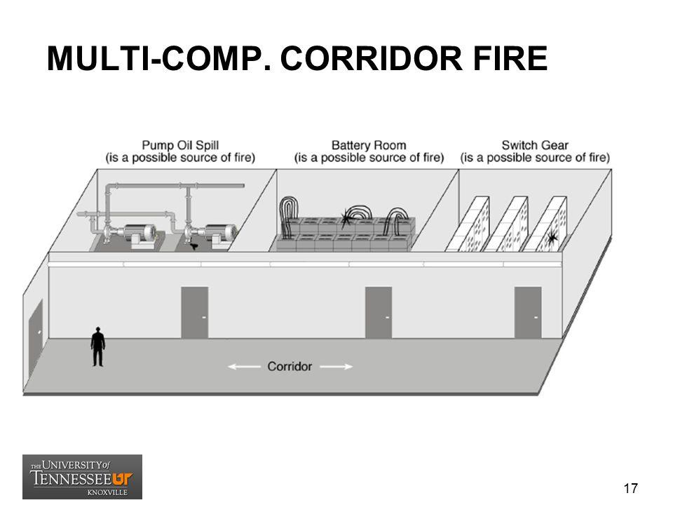 MULTI-LEVEL BUILDING FIRE 18
