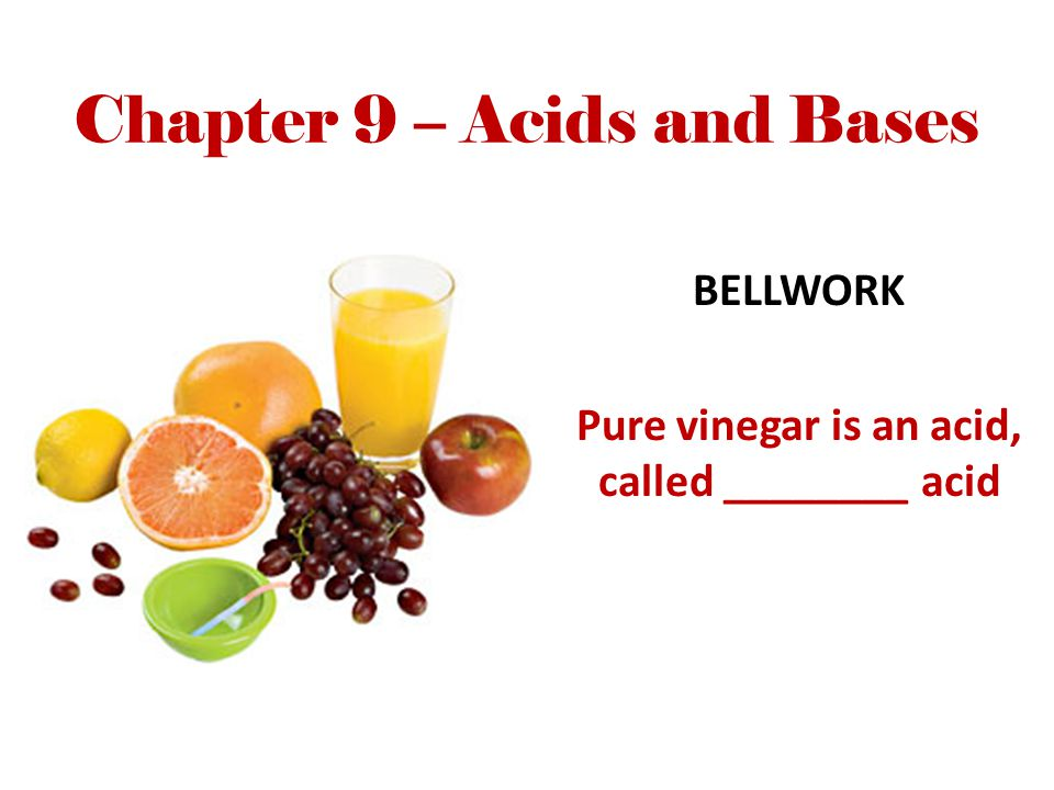 Key Questions: 1] What are the properties of acids.