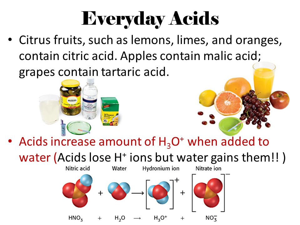 Everyday Bases Bases increase amount of OH - when added to water – Bases may lose OH - but not always – As opposed to acids ( how.
