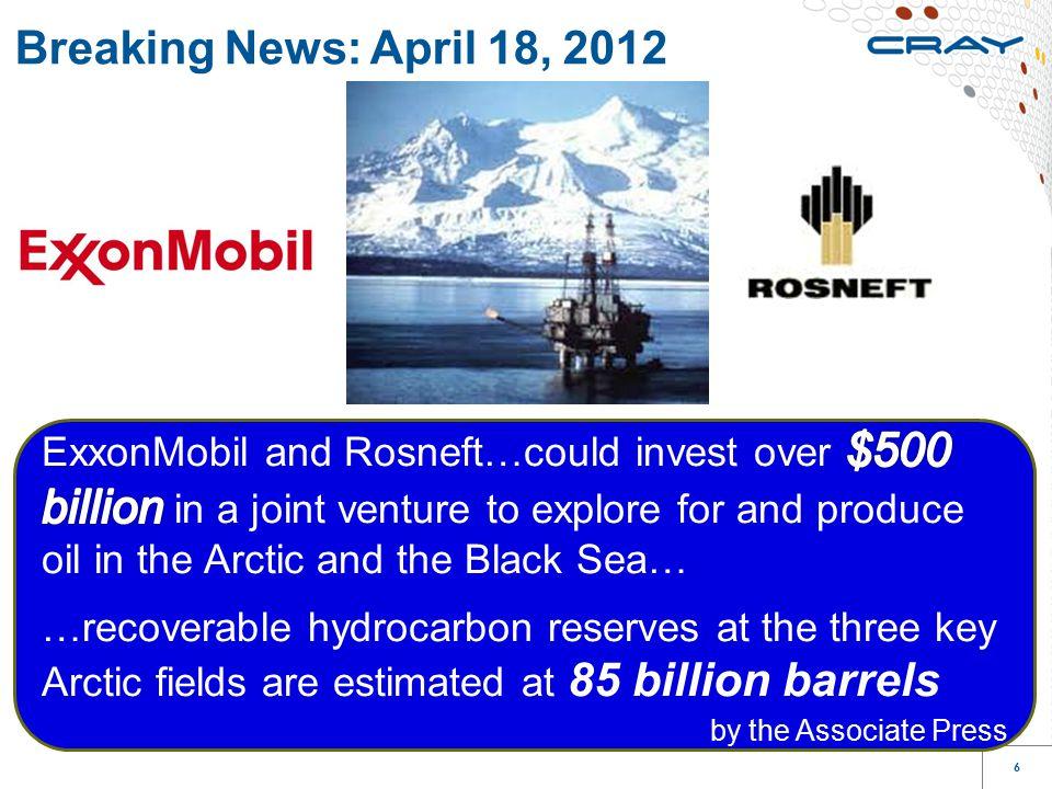 Breaking News: April 18, 2012 6