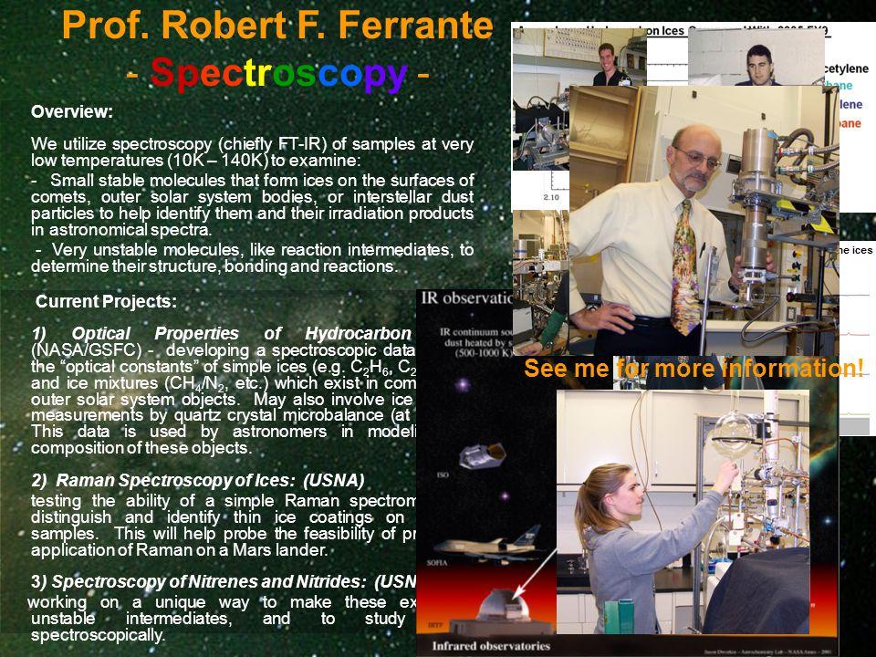 Prof. Robert F.