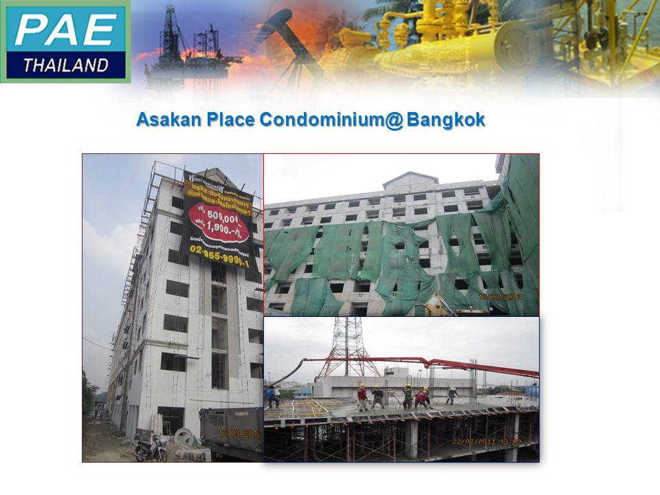 Asakan Place Condominium@ Bangkok