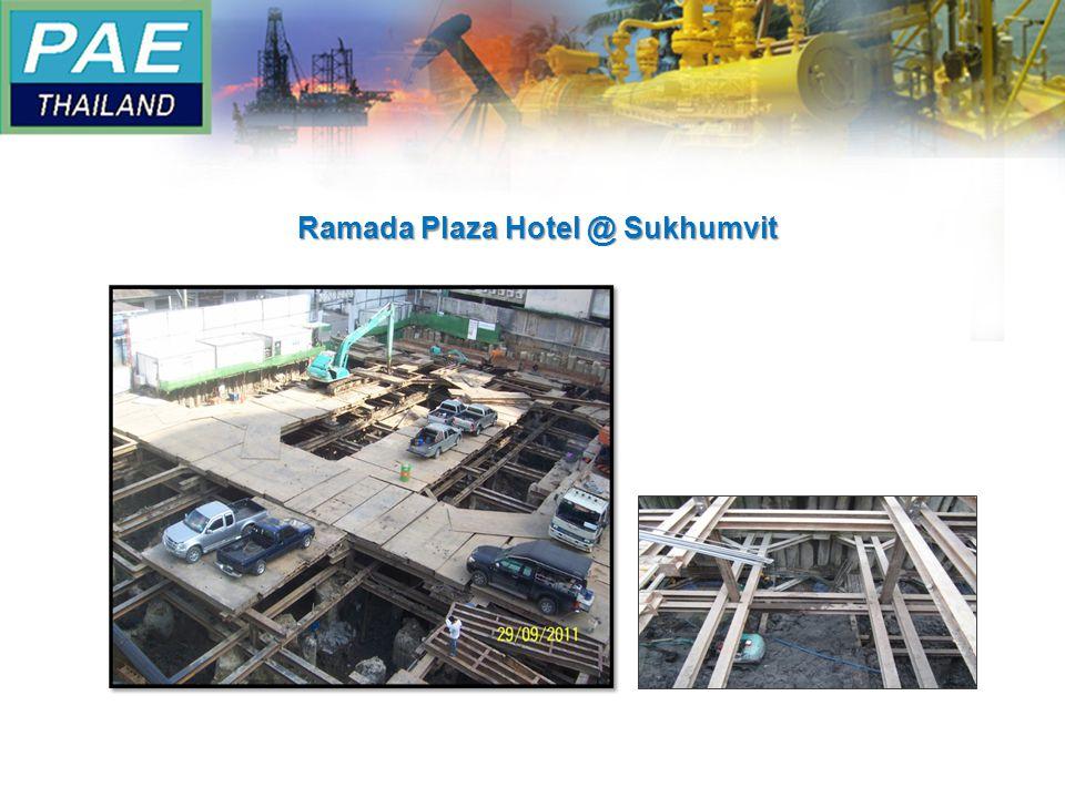 Ramada Plaza Hotel @ Sukhumvit