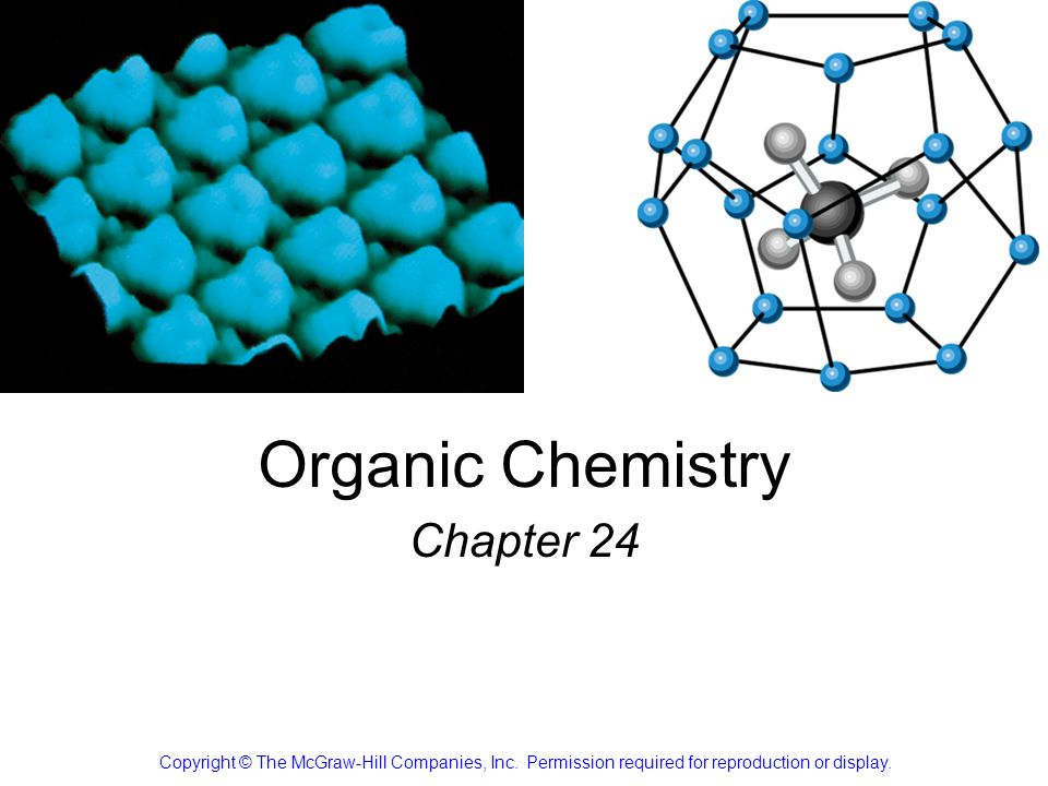 Organic Chemistry Chapter 24 Copyright © The McGraw-Hill Companies, Inc.